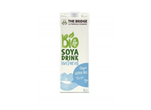 BOISSON SOJA THE BRIDGE 1L