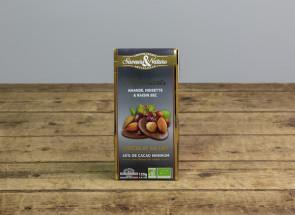 MENDIANTS CHOCO LAIT 125G