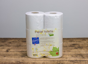PAPIER TOILETTE ECO-LABEL 6...