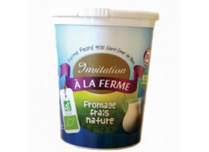 Fromage frais Nature pot de...