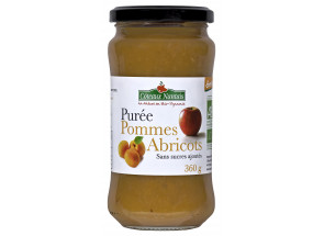 PUREE POMME ABRICOT 360G