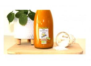 Soupe carotte coco et curry...