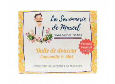 "Savon Bulle de Douceur""  Camomille,..."