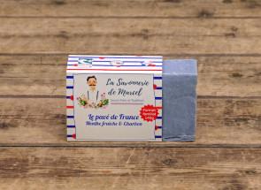 """Savon Le pavé de France""""..."""