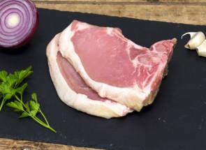 Côtes de porc 1ères (x2)...
