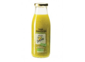 Gaspacho courgettes persil...