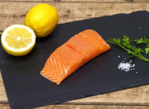 Pavé de saumon 180g