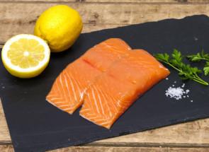 Pavé de saumon duo 2x180g