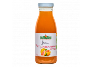 JUS PAMPLEMOUSSE ROSE 25 CL