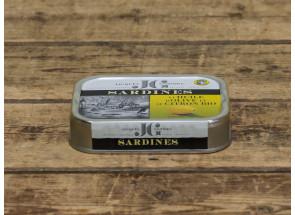 SARDINE CITRON OLIVE BIO 115G