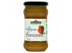 COMPOTE POMME 315G