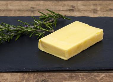 Beurre 1/2 sel 125 grs - DLC 25/09