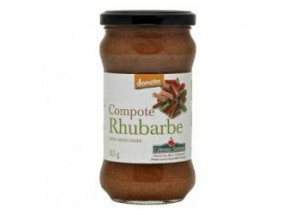 COMPOTE RHUBARBE 315G