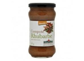 COMPOTE RHUBARBE 315G -...