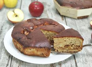 Gâteau aux pommes Côteaux...