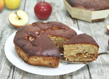 Gâteau aux pommes Côteaux Nantais (8...