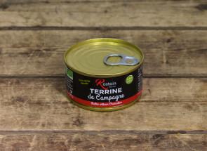 TERRINE BOITE DE CAMPAGNE 130G