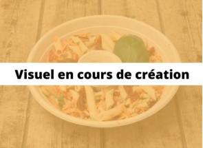 Salade repas lentilles...