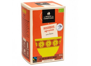 Rooibos agrumes sans théine...