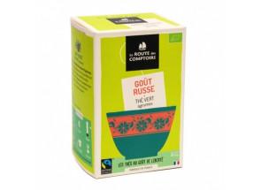 Thé vert aux agrumes gout...