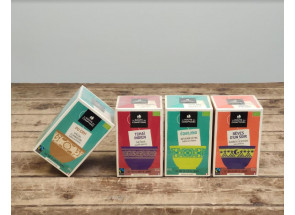 Coffret thés & infusions...