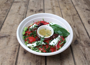 Salade de tomates,...